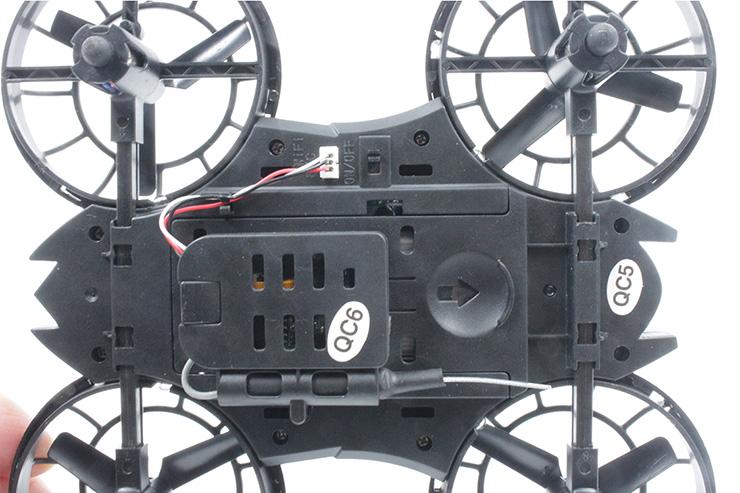 FPVカメラ付きドローン「 JXD 515W」RC クアッドコプター