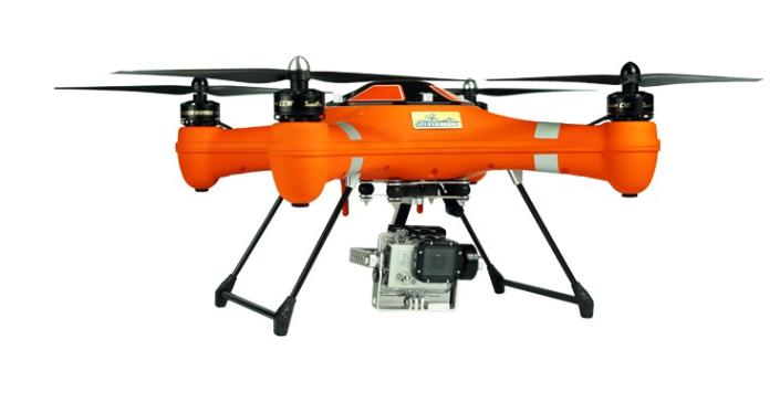 【防水 スプラッシュドローン 】Splash Drone Mariner 2 評価・レビュー動画