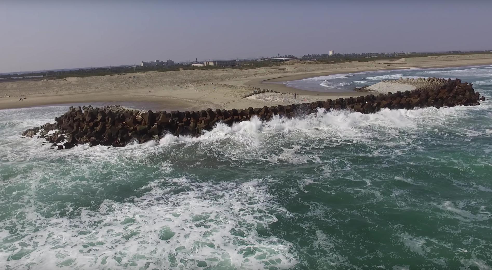 【ドローン 飛ばせる場所】千葉県の海で空撮してきた 許可は必要?