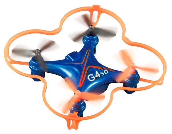 【おもちゃのドローン】ジャイロマスター G4 SD レビュー