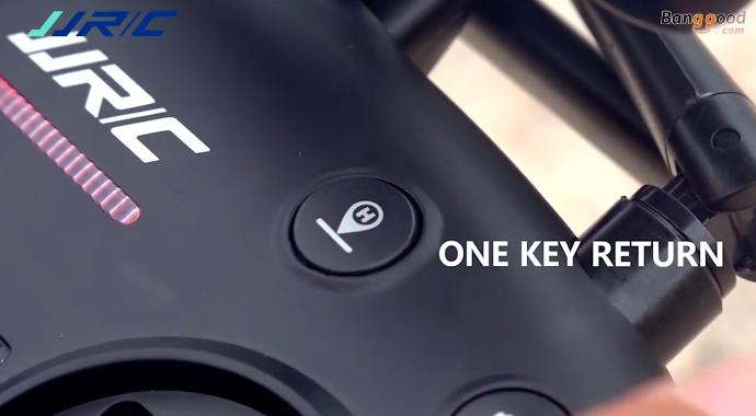 【JJRC X8 ドローン レビュー】スペックや特徴を紹介!GPS内蔵で自動追尾付き!