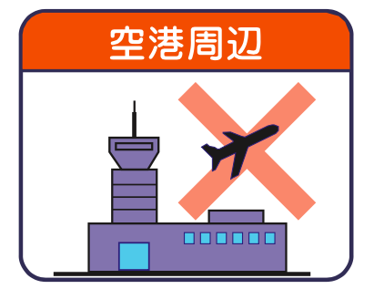 ドローンの飛行許可が不要な場合と、申請が必要な場合の具体例を徹底解説!