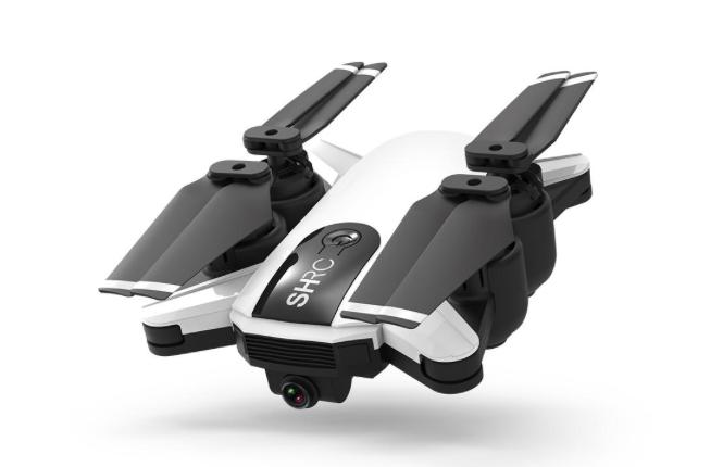 【SHRC H1G ドローンレビュー 】GPS内蔵 200g未満のドローン(review)