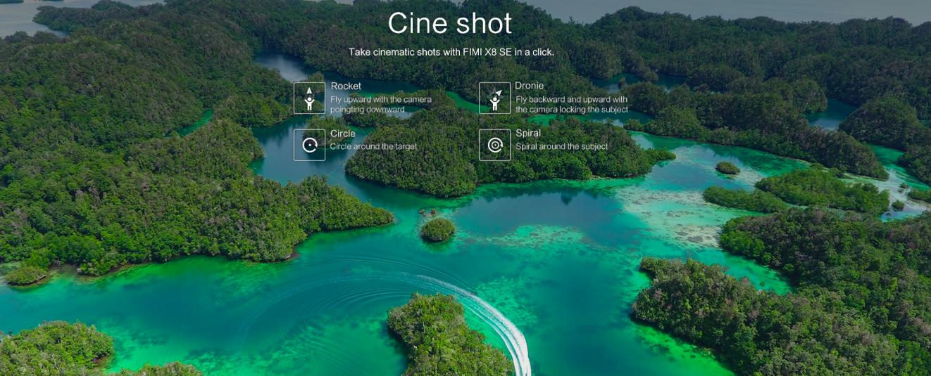 【Xiaomi FIMI X8ドローン レビュー】連続飛行時間33分のハイスペックドローン
