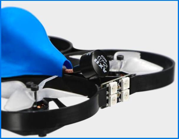 【Beta85X drone 】HDカメラ内蔵の200g未満のドローン【Tiny Whoop】