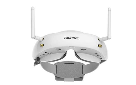 5.8Ghz FPVゴーグル『Eachine EV200D』レビュー