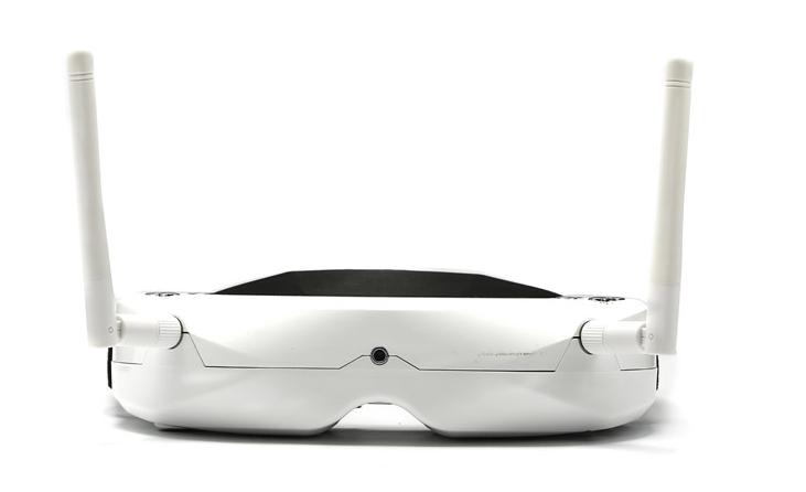 5.8Ghz FPVゴーグル『Skyzone SKY02S V+3D』レビュー