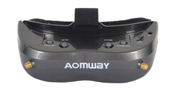 5.8GhzFPVゴーグル『Aomway Commander V2』レビュー
