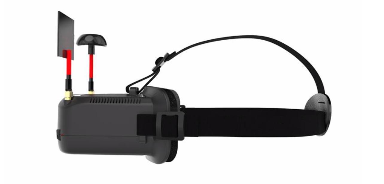 激安!5.8Ghz FPVゴーグル『Eachine VR006』レビュー