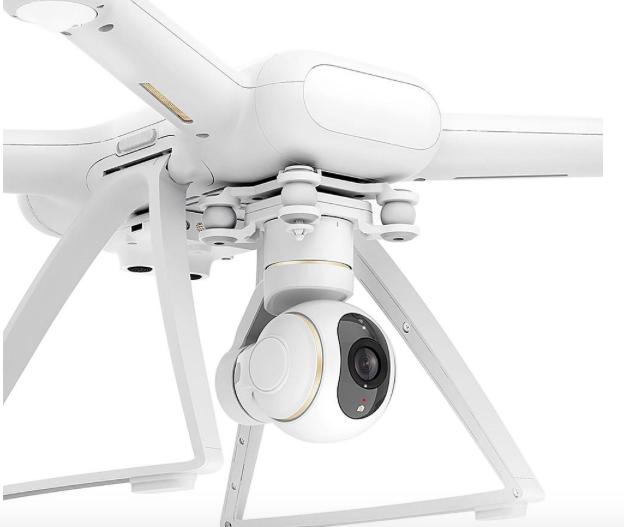 【Xiaomi Mi drone】ジンバル付きドローンレビュー!4K動画も撮影可能