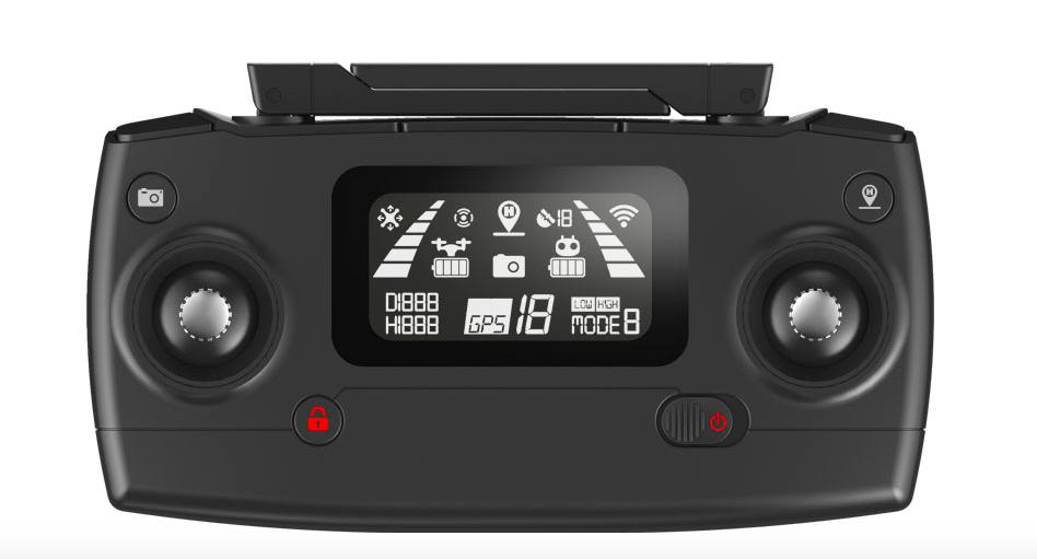 JJRC X11 GPS搭載ドローン レビュー【送信機にモニター付き】