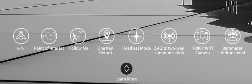 【200g未満】MJX X104G GPS搭載ドローン レビュー
