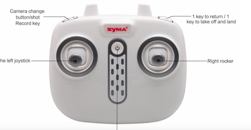 【200g未満】SYMA W1 GPS搭載ドローン レビュー