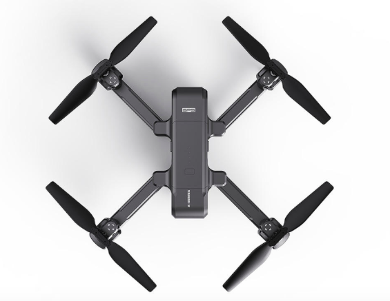 【MJX X103W drone】GPS搭載ドローン レビュー