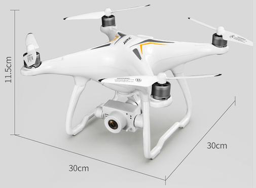 【JJRC X6 Aircus drone】ジンバル付きドローン レビュー