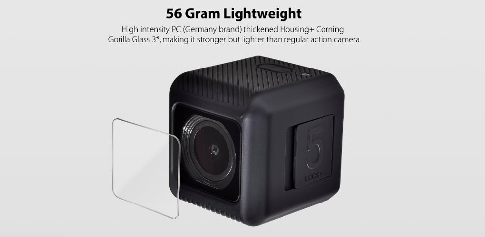 【4K撮影カメラ Runcam 5 レビュー】ドローンに搭載するのに最適