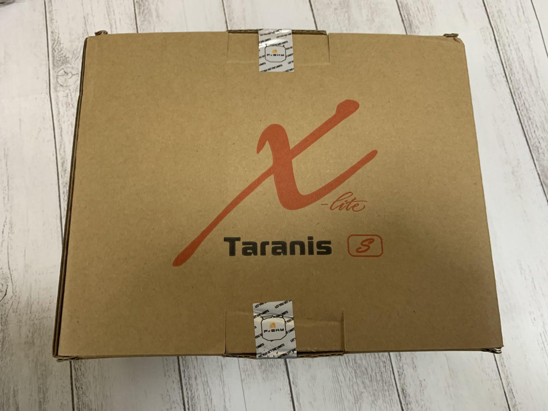 ドローン 送信機「Fraky Taranis X-Lite S」レビュー!技適マークつき