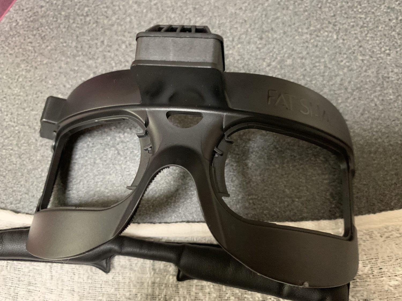 「FatShark HDO」IPD瞳孔間距離の幅を広げる方法【FPVゴーグル】