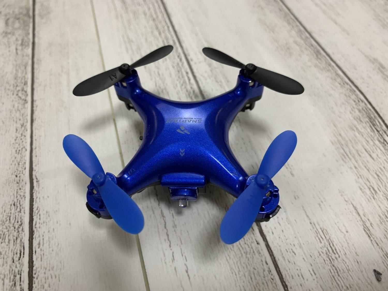 200g未満 SNAPTAIN SP310 ミニドローン!室内操縦練習用に最適