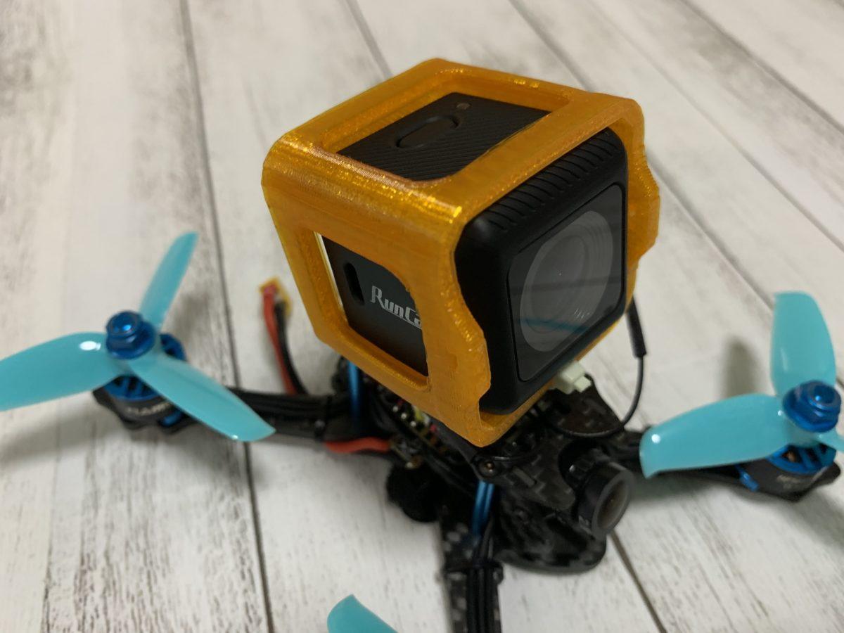 4Kカメラ「Runcam 5」におすすめのカメラマウント