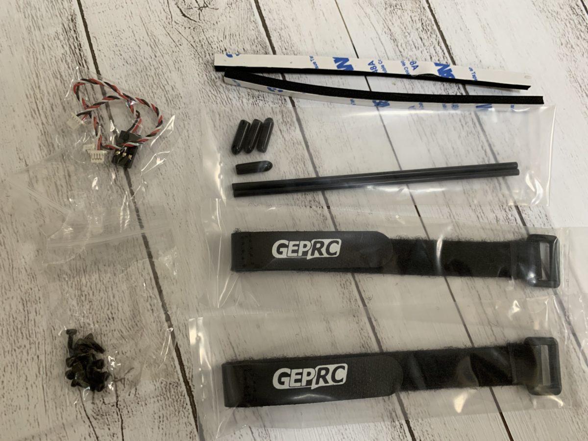 Geprc GEP-CX Cygnet 145mm ドローンレビュー!バインド〜ベータフライトの設定