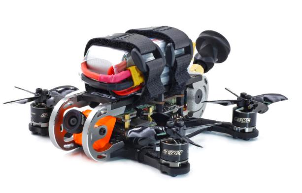 Geprc GEP-CX Cygnet 115mm!フルHDで撮影できてカッコイイマイクロドローン