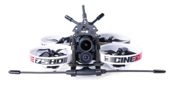 Runcam Hybrid 4Kカメラ搭載!iFlight Cinebee Hybrid 4K ドローン発売!