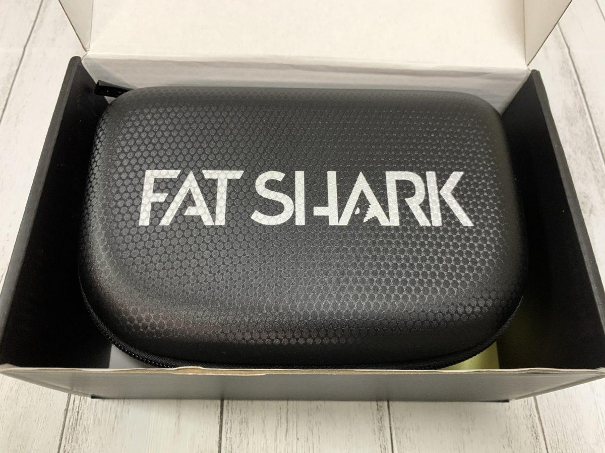 5.8Ghz FPVゴーグル Fat Shark Attitude V5 実機レビュー