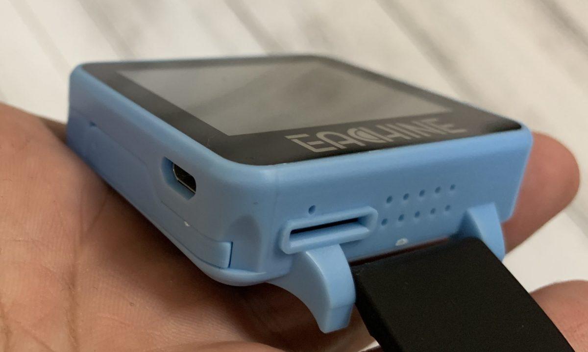 5.8Ghz FPVウォッチ型モニター「Eachine RD200」レビュー!録画機能付き