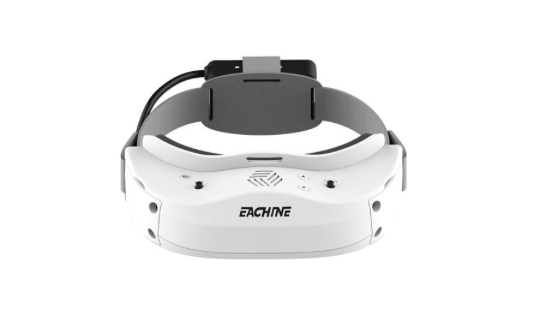 5.8Ghz FPVゴーグル「Eachine EV300D」発売決定!