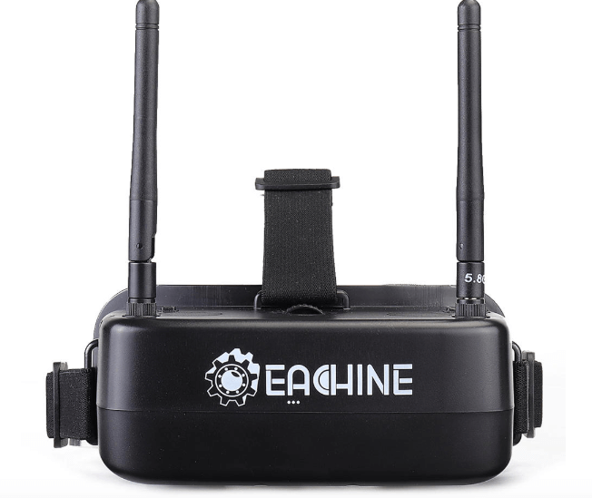 2眼タイプ FPVゴーグル最安「Eachine EW30」発売開始