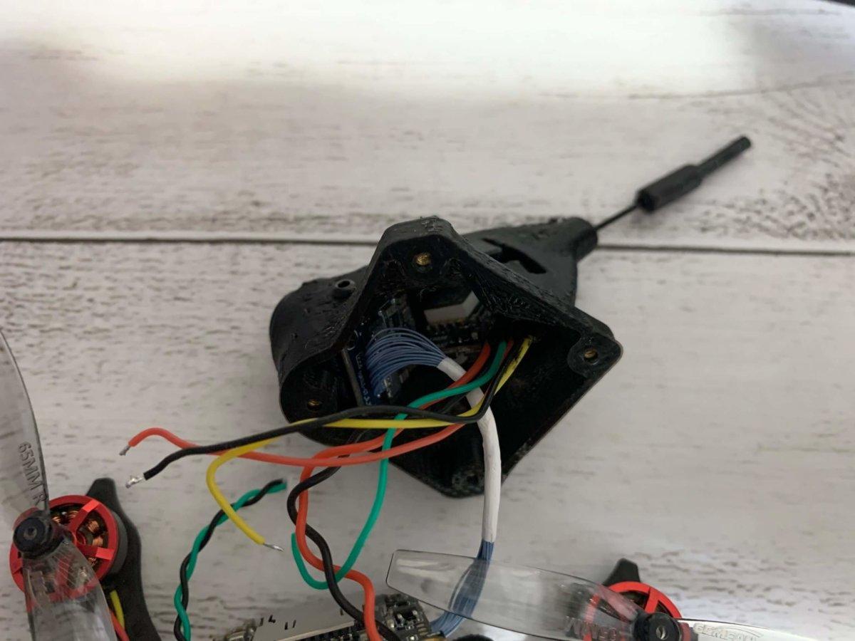 「NameLess RC N47 HD Toothpick」実機レビュー【200g未満ブラシレスドローン】
