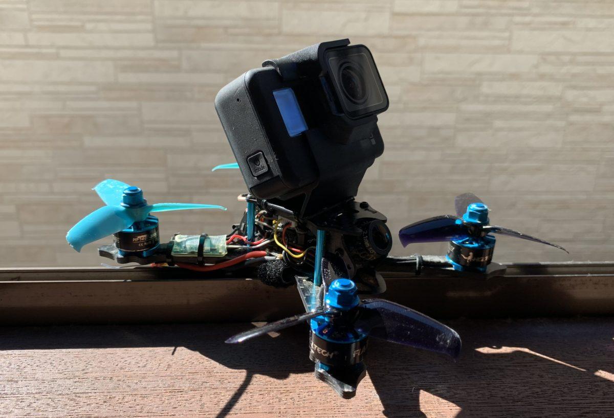 GoPro HERO7はドローンにおすすめ!電子補正で綺麗な空撮ができます