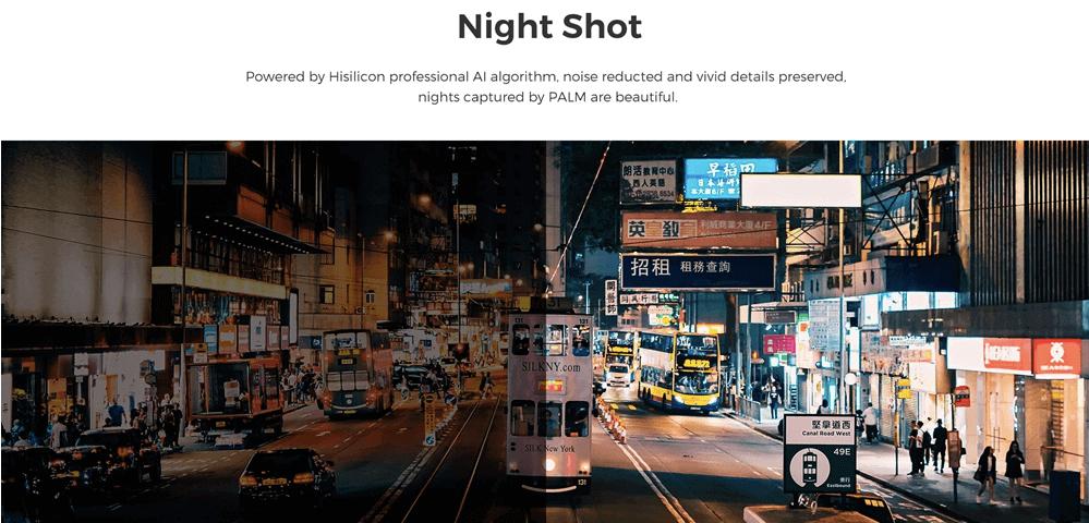 Xiaomi FIMI PALM 4K ジンバルつきカメラ!DJI OSMO POKETの対抗馬登場