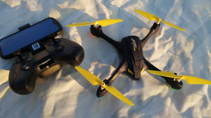 【Hubsan H507A X4 Star レビュー】200g以下 GPS内蔵ドローン