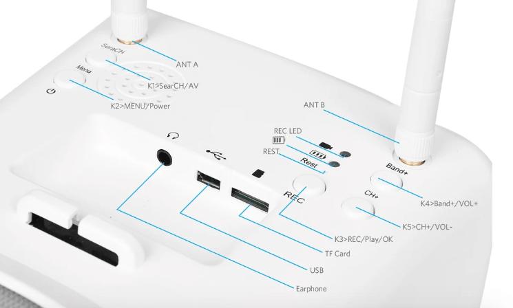 5.8Ghz FPVゴーグル「BETA FPV VR01」発売開始!