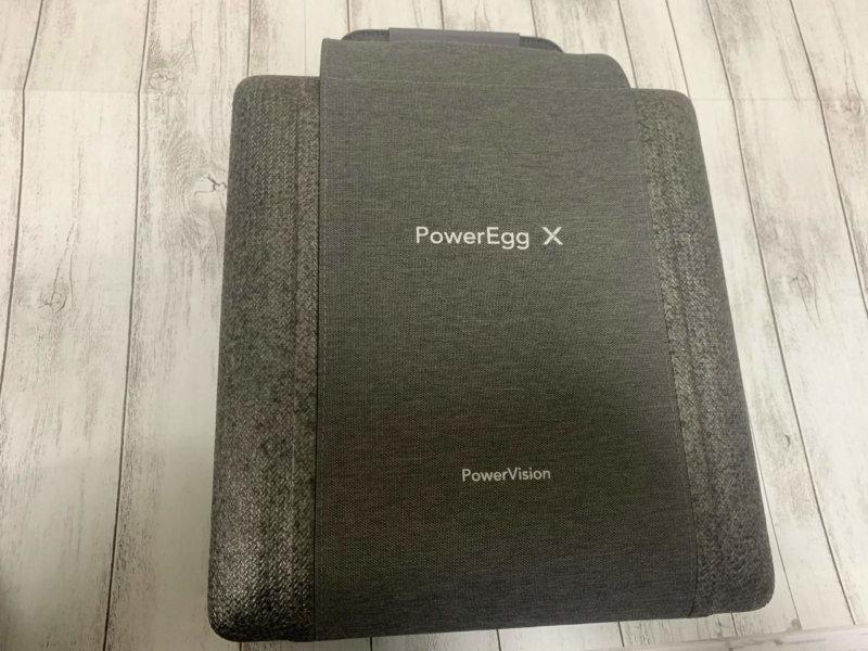 Power Vision PowerEgg X 防水ドローン実機レビュー