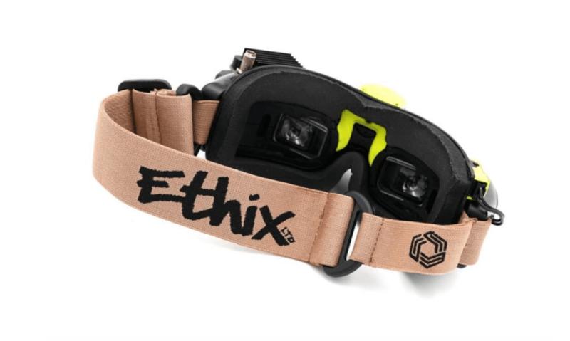 【FPVゴーグルヘッドバンド 】Tbs Ethix  ストラップ レビュー