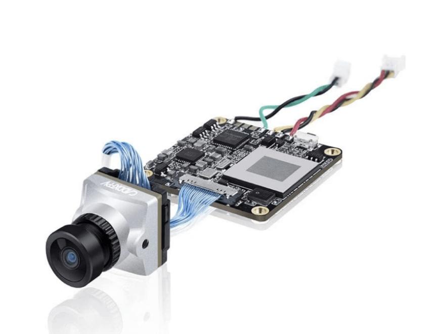 【軽量10g】Caddx Loris FPV 4K カメラ発売開始