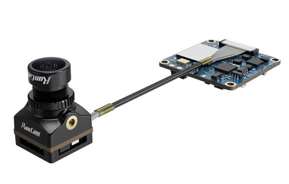 RunCam Split 4 ドローンの4K FPVカメラ レビュー