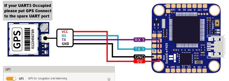 iFlight SucceX-E Mini F4 manual (FC回路図)