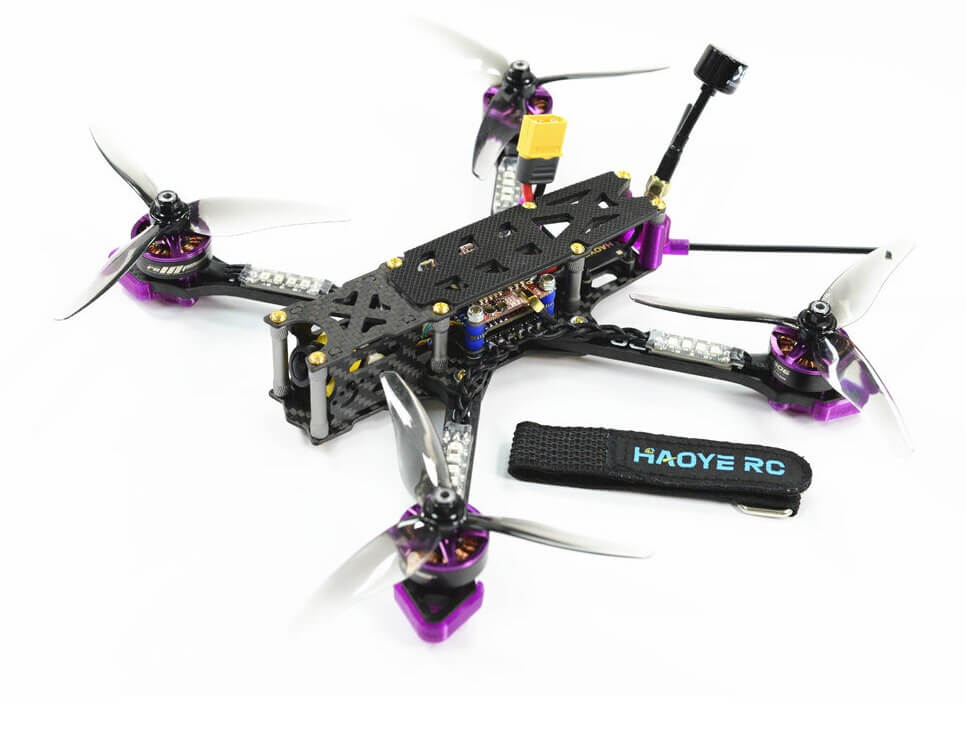 HAOYE RC X1 229mm 5インチドローン 販売開始!