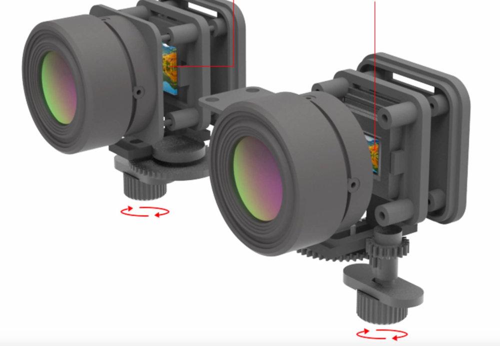 Xflip 5.8Ghz FPVゴーグルの紹介!焦点距離の調整あり