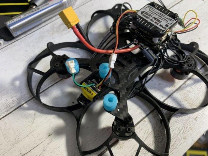 Beta95X V2 Pusher Kit レビュー!Umma  Gopro lite