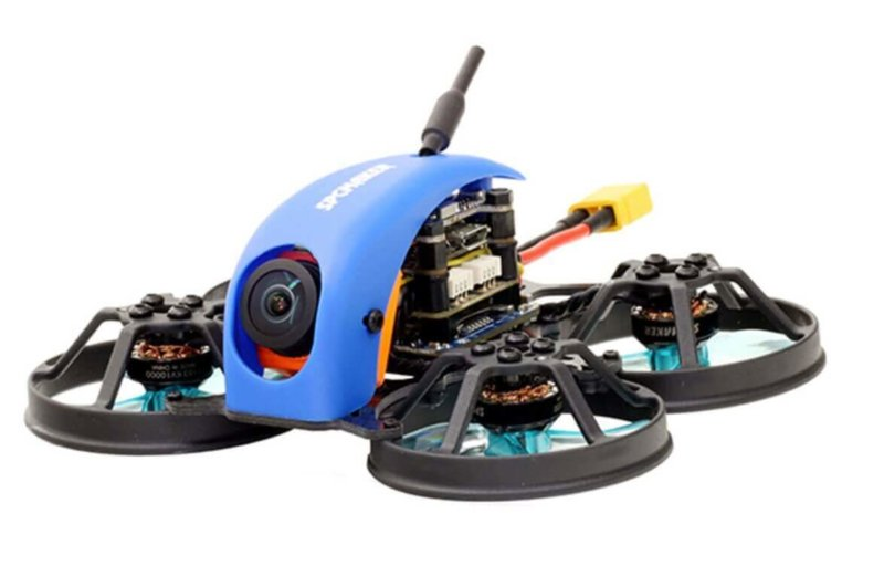 SPCMAKER Mini Whale HD Pro 78mm 販売開始