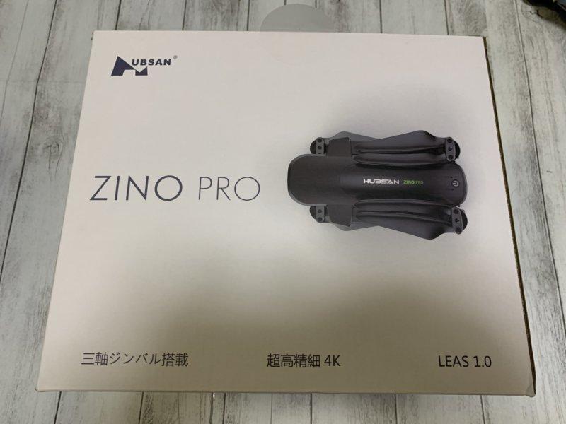 【日本版】Hubsan ZINO PRO + レビュー!H117P-J 技適ありドローン