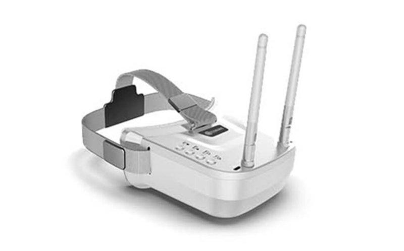 5.8Ghz FPVゴーグル Eachine VR009 の紹介