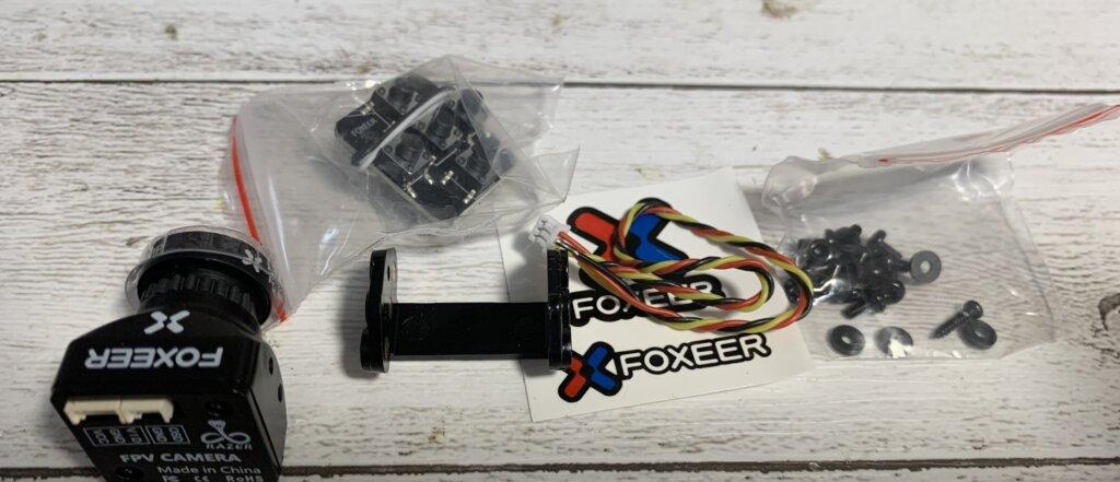 Foxeer Razer Mini ドローン FPVカメラ レビュー