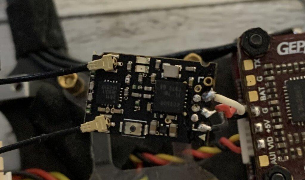 フタバ互換 ドローンレシーバー XR602T-S レビュー