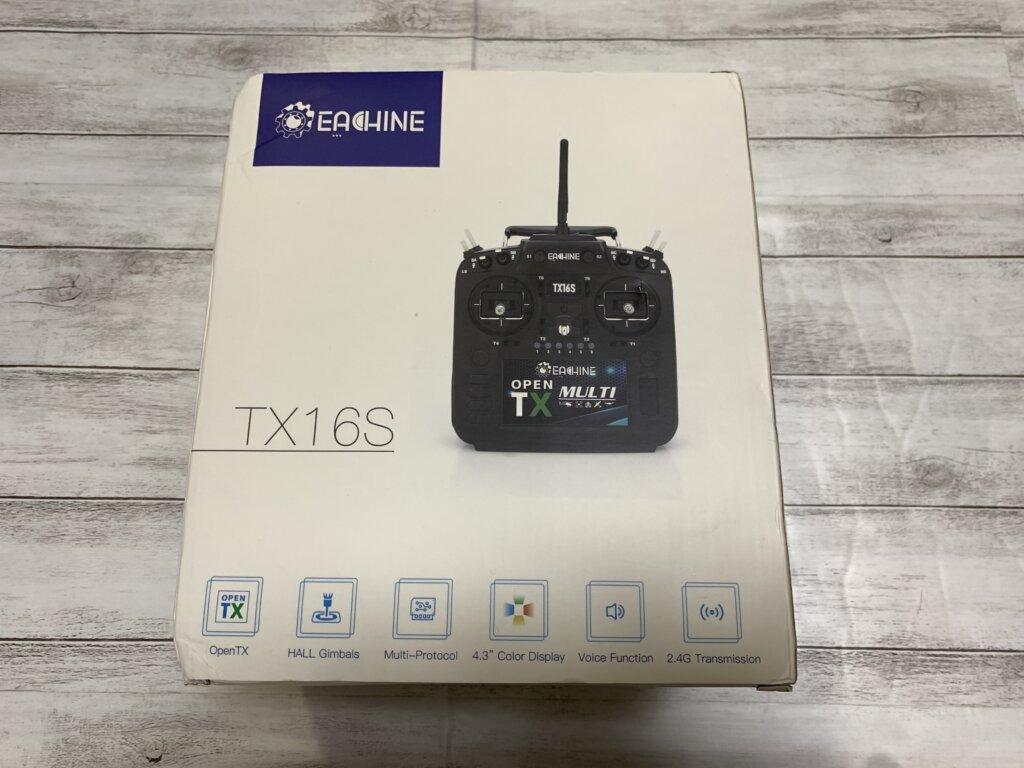 【技適あり】Eachine TX16S 送信機 レビュー